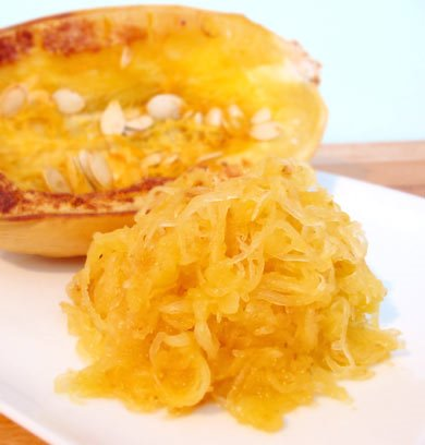 ... maple blueberry syrup spaghetti squash with maple syrup and shallots